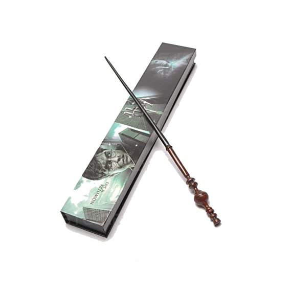 Harry Potter Wand Replica Minerva McGonagall Deathly Hallows Prop Collectible