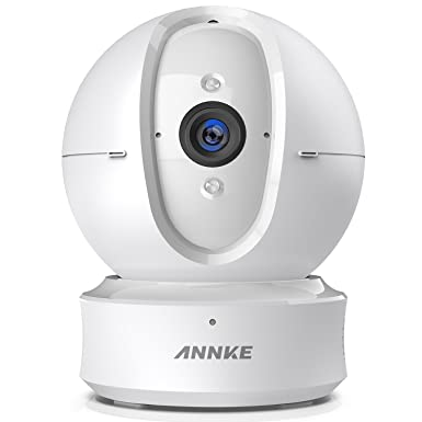 ANNKE - 1080P IP Cámara WiFi de vigilancia Nova Orion 2.4G con Micrófono y altavoz