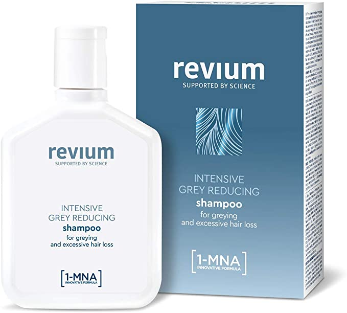 REVIUM INTENSIVE GRAY-REDUCING SHAMPOO WITH 1-MNA MOLECULE, FOR ...