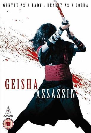 Geisha Assassin Edizione: Regno Unito Reino Unido DVD ...