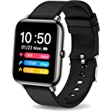 """MuGo Smart Watch, IP67 Swimming Waterproof, Activity Tracker with 1.4"""" Touch Screen, Fitness Tracker with Heart Rate…"""