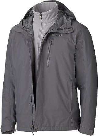 Marmot Mens Ramble Component Jacket Hardshell Rain Jacket Waterproof Windproof Breathable Raincoat