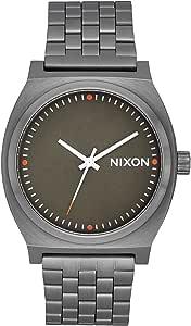 NIXON Reloj para Hombre de Cuarzo con Correa en Acero Inoxidable 258353