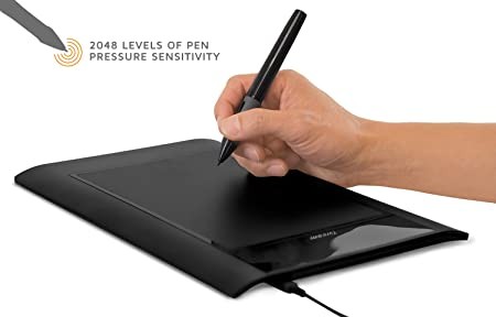 Amazon.com: Turcom ts-6580 Tableta digitalizadora dibujo ...