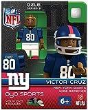 Victor Cruz NFL New York Giants Oyo G2S3 Minifigure