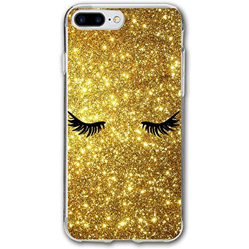 Eyelash Resistant Cover Case Compatible iPhone 7 Plus iPhone 6 Plus 5.5IN