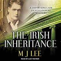THE IRISH INHERITANCE: JAYNE SINCLAIR GENEALOGICAL MYSTERY SERIES, BOOK 1