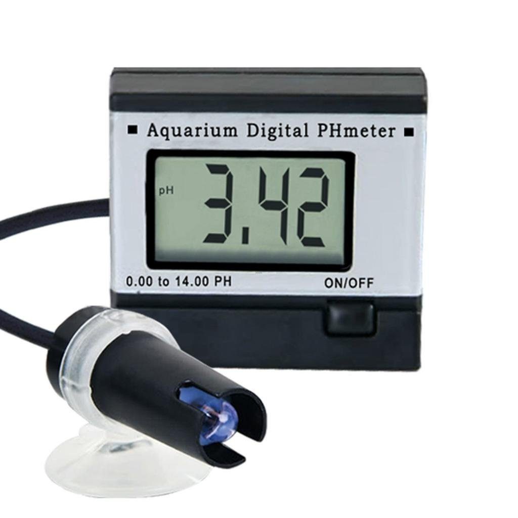 Generic PH Mètre numérique avec adaptateur et Solutions Gain Express Holdings Ltd. PH-025