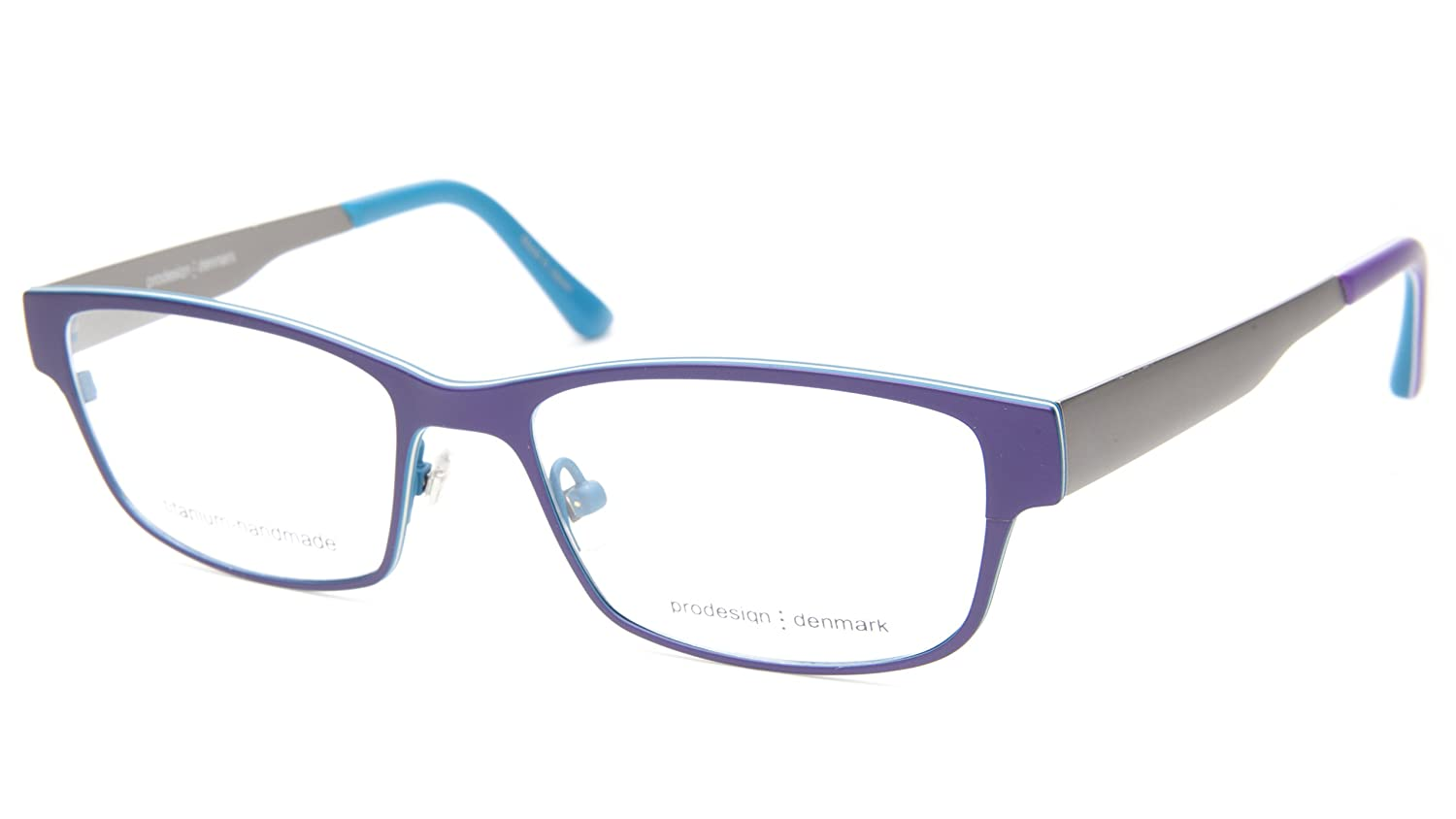 521407ca78a Amazon.com  NEW PRODESIGN DENMARK 1394 c.3021 LILAC EYEGLASSES GLASSES  FRAME 52-17-140 LF B33mm K10-4 Japan + Case  Clothing