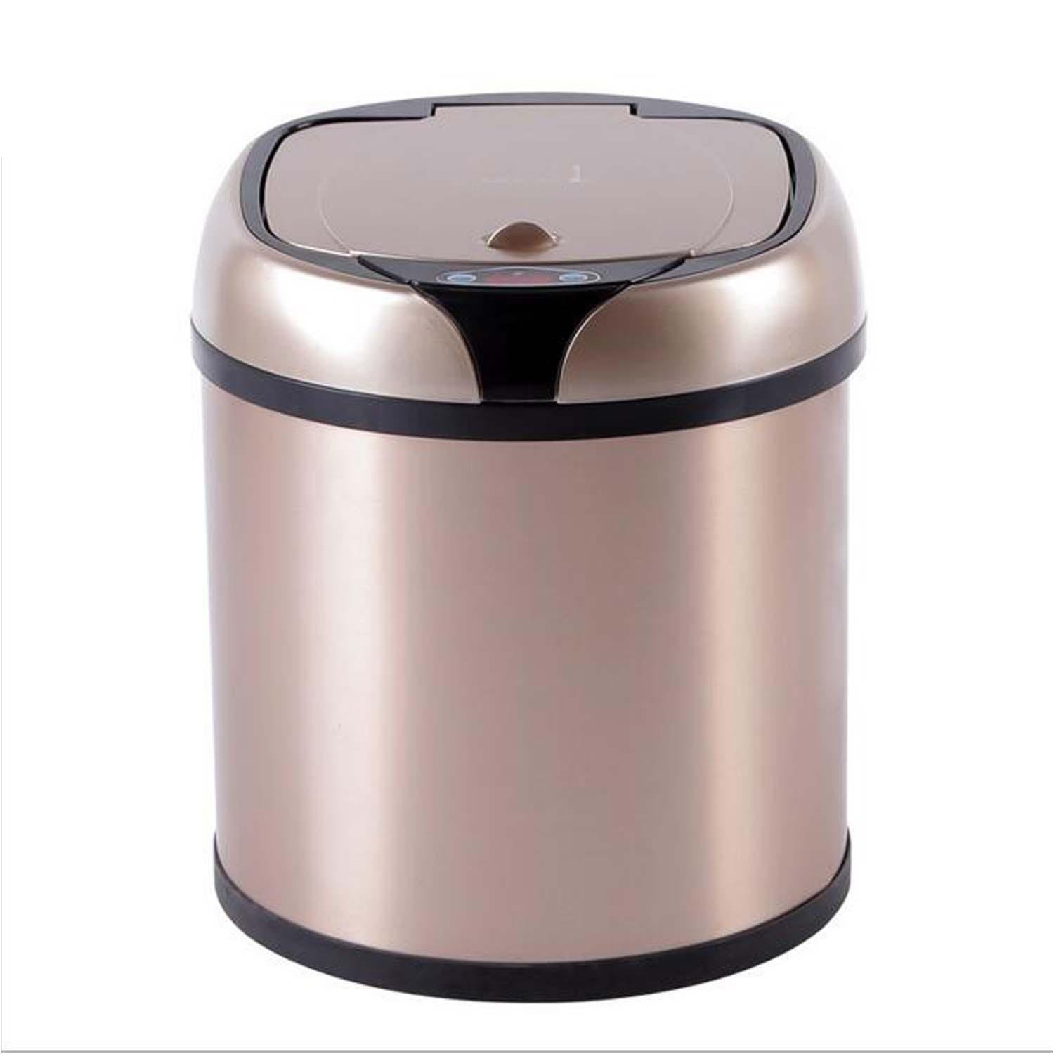 OOFYHOME Smart induction trash, creative money section?242428CM?