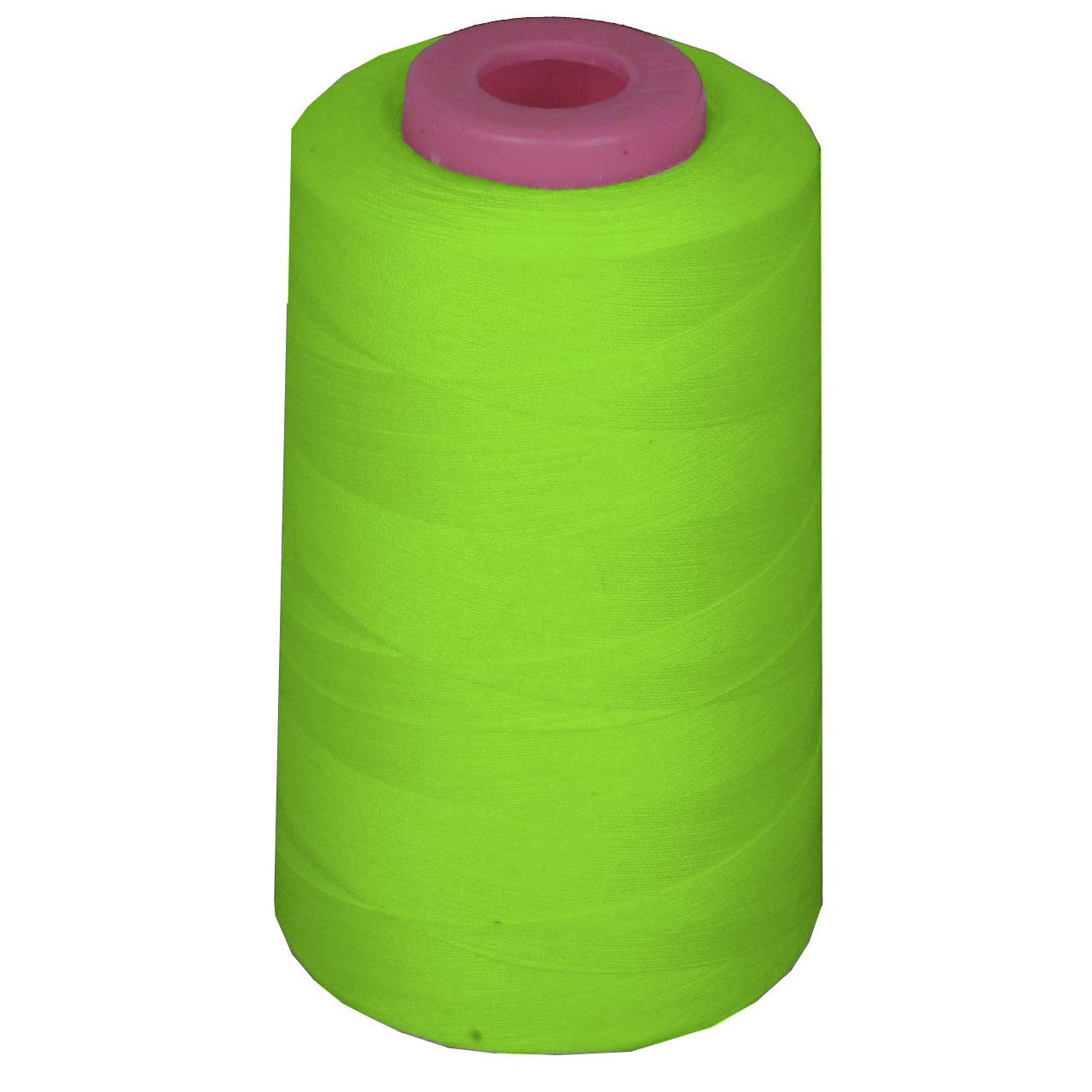 AU30 10.16 x 6 x 6 cm Mint 6000-Yard LA Linen 100/% Polyester Cone Serger Thread