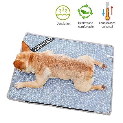 Amazon Com Telisii Rattan Cooling Mat For Pet Spring Autumn