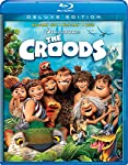 Cover Image for 'The Croods (Blu-ray 3D / Blu-ray / DVD + Digital Copy)'