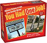 img - for You Had One Job 2018 Day-to-Day Calendar book / textbook / text book