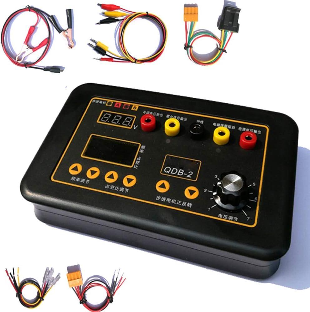 Detector de fallo de coches, multifunción Error Detector Kit repara la herramienta, herramienta diagnóstico ajuste vehículo - bobina encendido escalonamiento ralentí motor Válvulas solenoide inyector