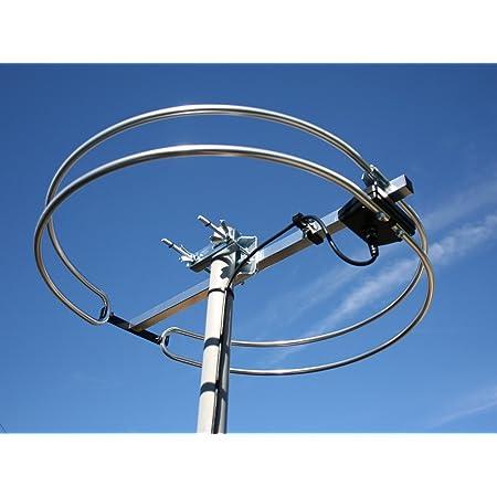 FM Loop Outdoor Antenna
