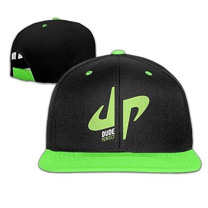 WYUZHEN Kid s Dude Logo Gorra de Hip-Hop Gorras