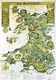 Poster y Mabinogion