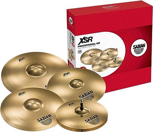 Sabian XSR Cymbal Pack