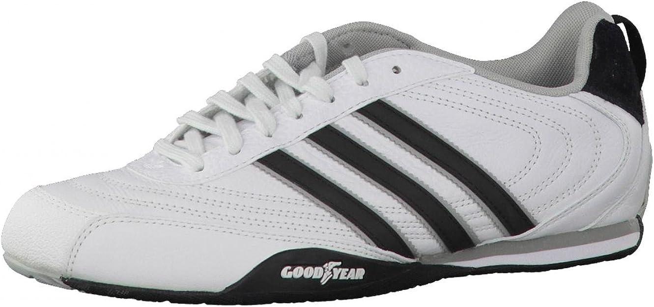 bebida comportarse pavo  adidas Goodyear Street, Sneaker Donna Nero Nero [Top] Bianco Size: 40:  Amazon.it: Scarpe e borse
