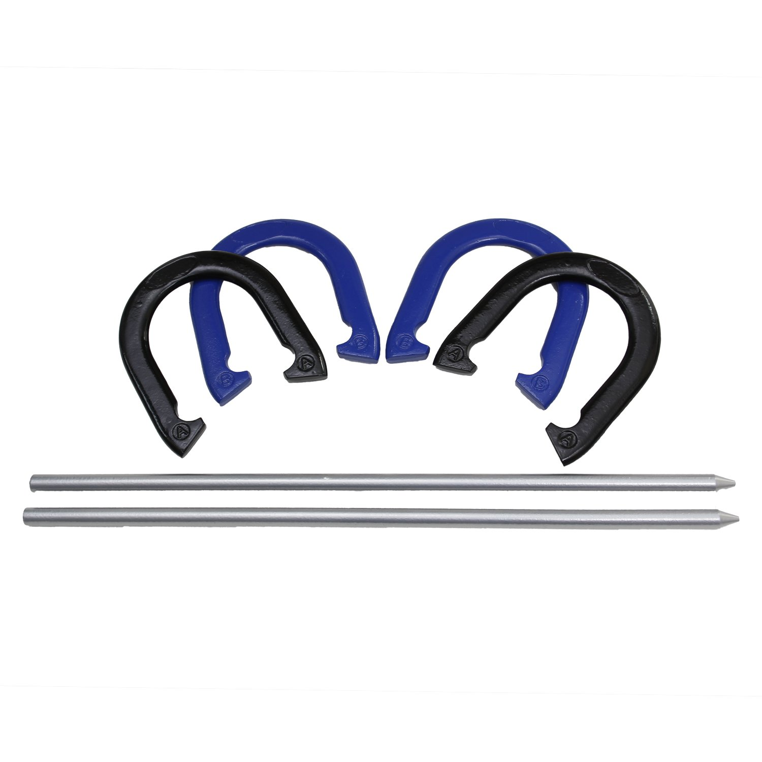 Verus Sports Vintage Steel Horseshoe Set