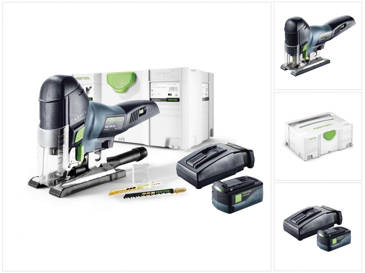 Festool PSC 420 EB Set