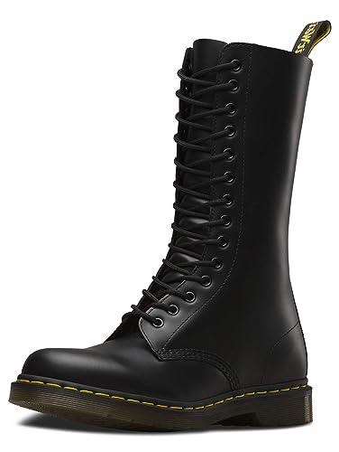 zapatillas disponible fecha de lanzamiento: Dr. Martens 1914Z Smooth Black, Botas Militares Hombre^Mujer ...