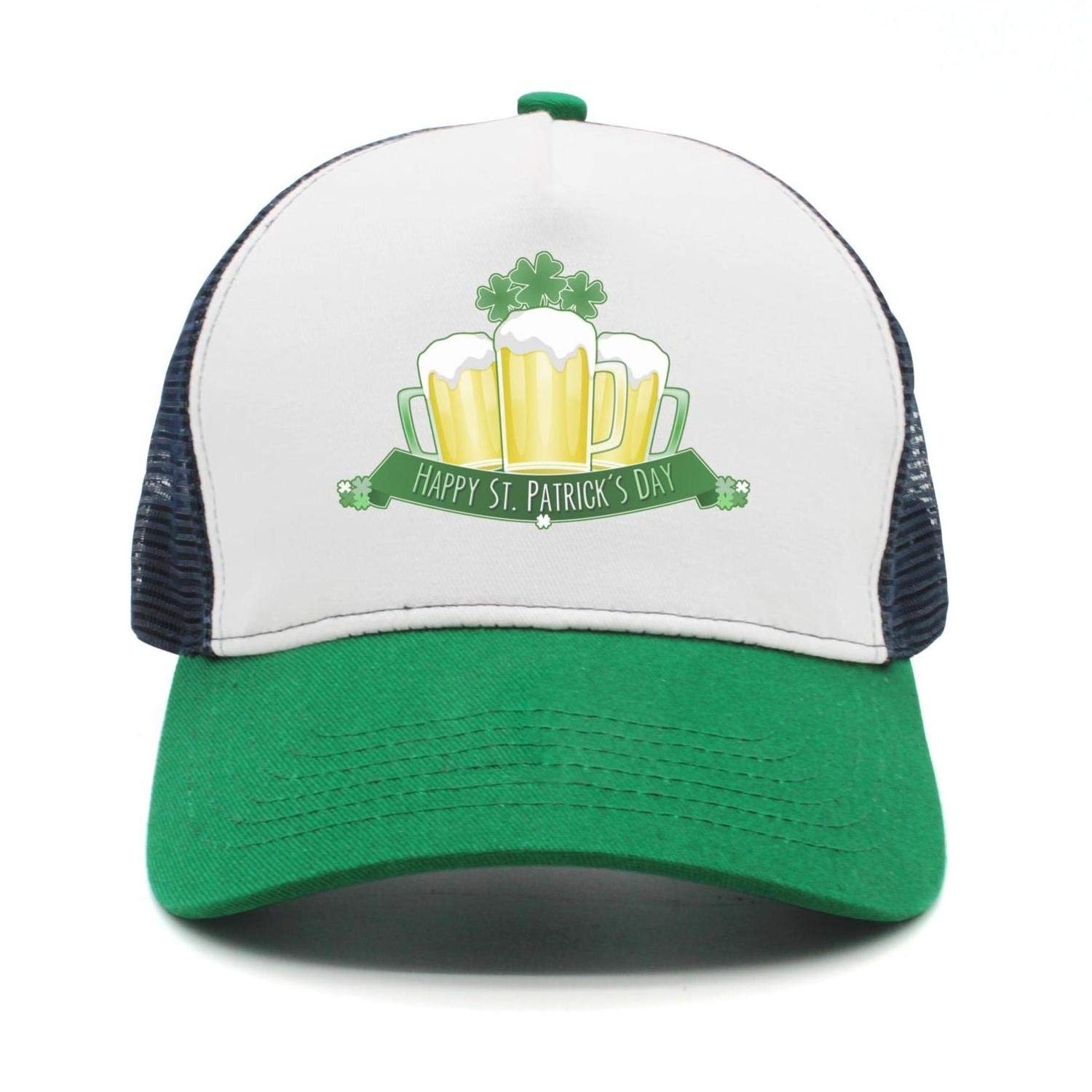 b8c1a43ace6 Amazon.com  Carrolls Irish Gifts Baseball Cap with Embroidered Ireland  Limited Edition Print and Shamrock