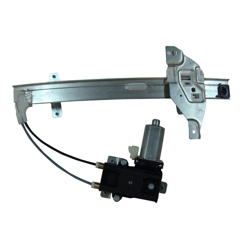 TYC 660212 Pontiac Grand Prix Power Replacement Rear Driver Side Window Regulator