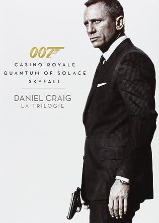2b7d21ac5505c James Bond 007 - Daniel Craig : La Trilogie : Casino Royale + ...