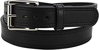 product image for BullhideBelts.com Max Thickness Work or Gun Belt - Thick, Rigid CCW Belts -Made in USA
