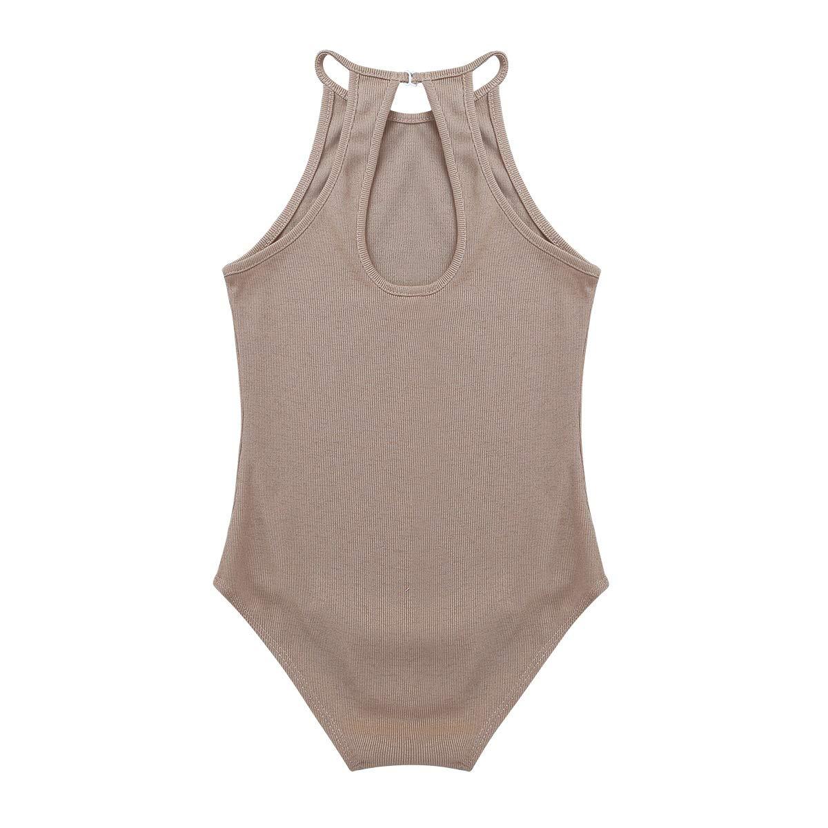 iiniim Bébé Enfant Fille Justaucorps de Danse Ballet Latine Gymnastique Gym  Patinage Leotard Collants Danse Bodysuit Danse Vêtements de Danse Body de  Sport ... fdcbf36da2d