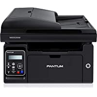 Pantum M6552NW Compact All in One Laser Wireless Monochrome Printer, Convenient Networking Mobile Printing, Improve Home…