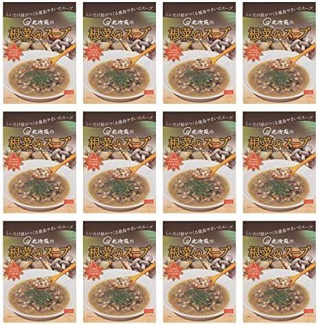 丸浅苑 根菜のスープ 180g×12箱