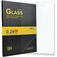 IVSO Samsung Galaxy Tab A SM-P580 Cristal Templado Protector, Premium Protector de Pantalla de Vidrio Templado para Samsung Galaxy Tab A SM-P580 Tablet (Tempered-Glass - 1 Pack)
