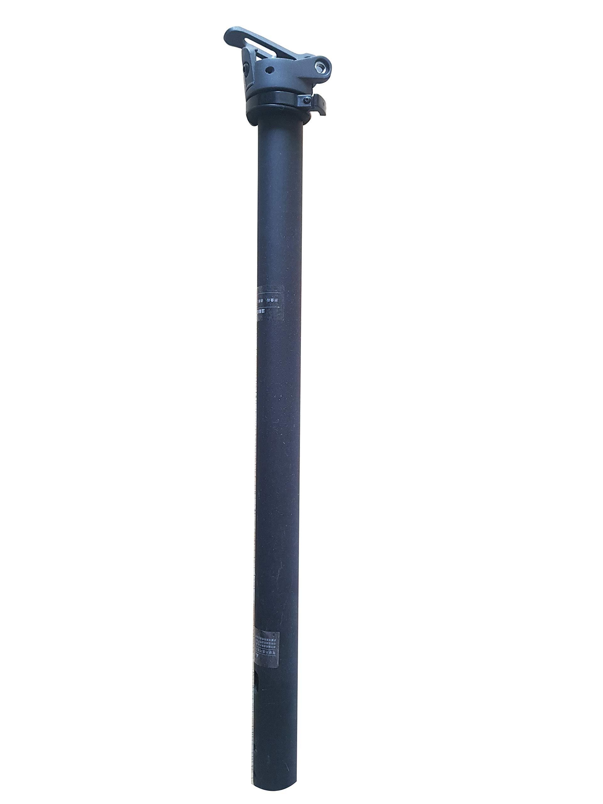 SPEDWHEL Original Folding Pole Replacement Part for XIAOMI MIJIA M365 Electric Scooter (Black)