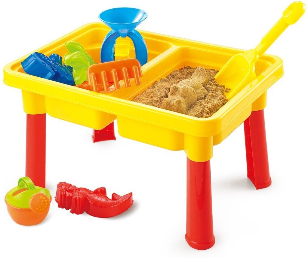 Delightful Buy Toys Bhoomi 2 In 1 Beach Sand U0026 Water Play Table For Kids   Included 8  Accessories Online At Low Prices In India   Amazon.in