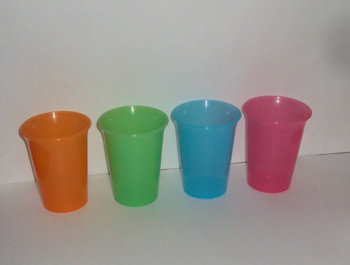 Amazon.com: Tupperware Bell Tumblers: Kitchen & Dining