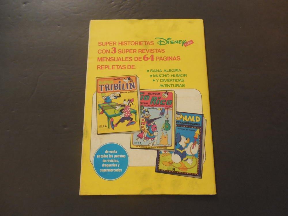 Amazon.com: Disneylandia #19 Unknown Date Spanish Language ...