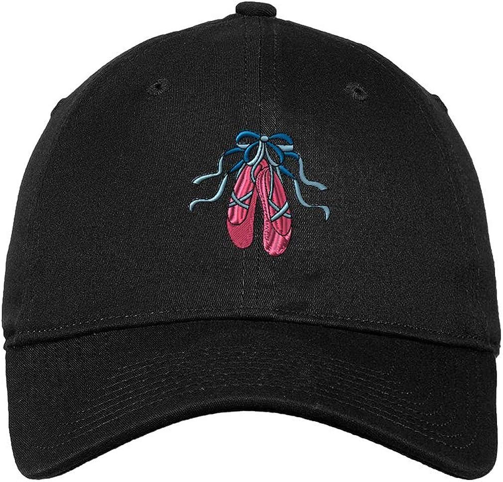 Custom Soft Baseball Cap Daffodil Embroidery Dad Hats for Men /& Women
