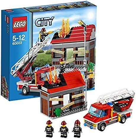 LEGO City 60003 - Llamada de Emergencia: Amazon.es: Juguetes y juegos