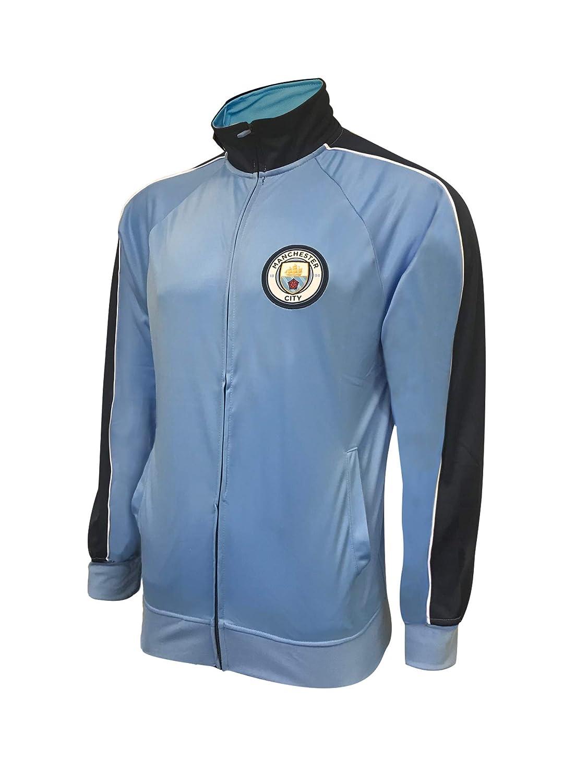 Icon Sports Manchester City - Chaqueta de chándal con Licencia ...