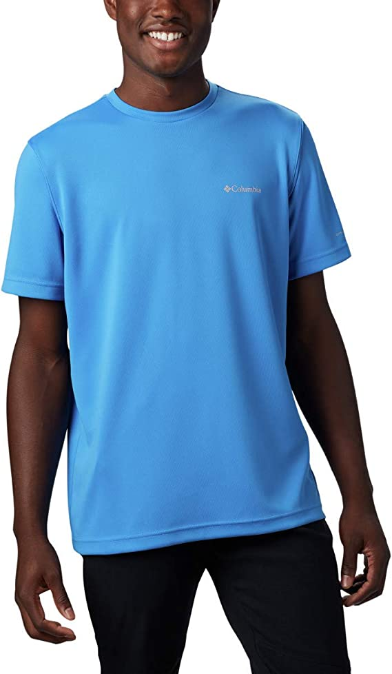 Columbia Mist Trail Short Sleeve Shirt tee Camiseta M Mist TrailTM SS Hombre