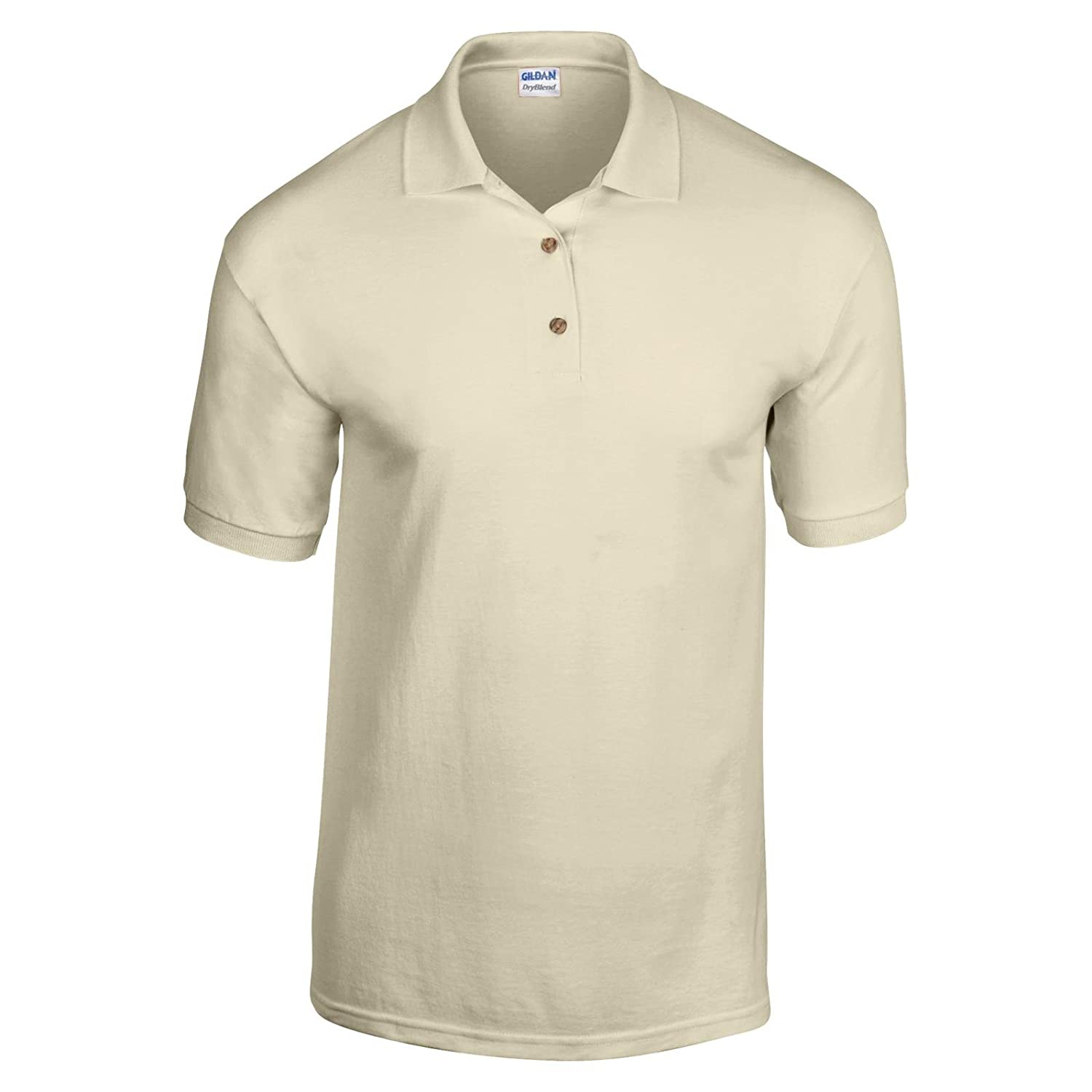 Bermuda Sands Men's Shadow Performance Polo Shirt