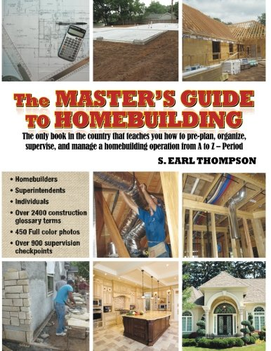Download The Master's Guide to Homebuilding pdf