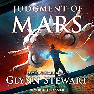 Download audiobook Judgment of Mars: Starship's Mage, Book 5