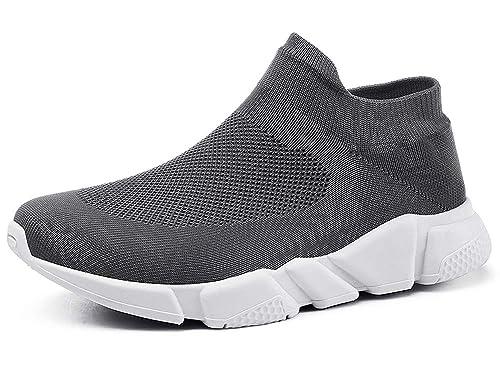 Aitaobao Hombres Zapatos De Gimnasia Basket Classic Calcetines Zapatillas Running para Hombre Aire Libre y Deporte Baloncesto Zapatos: Amazon.es: Zapatos y ...