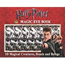 Harry Potter Magic Eye Book: 3D Magical Creatures, Beasts and Beings