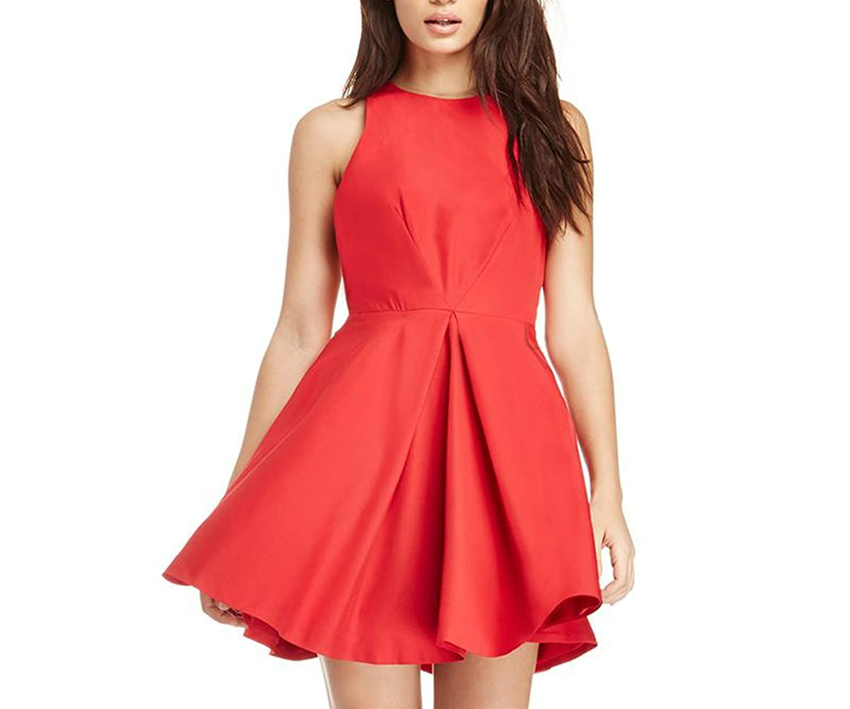 Purpura Erizo Damen Partykleid Kurz Cocktailkleid günstig kaufen