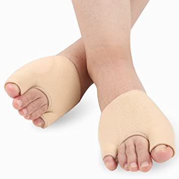 a5e931916c SOFIT Gel Nylon Bunion Corrector, Bunion Relief Sleeves Kits, Breathable  Toe Separator Straightener for